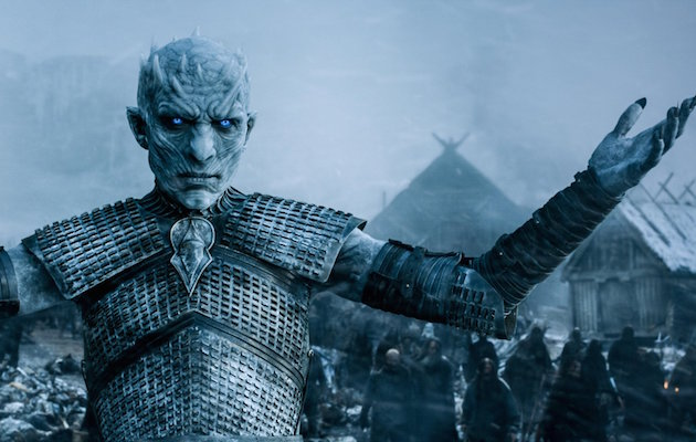The Night's King, expected to cause havoc in Game of Thrones season 7.