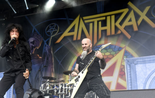 Anthrax launch their own craft beer