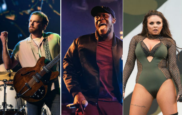 Kings Of Leon, Stormzy, Little Mix to play Big Weekend