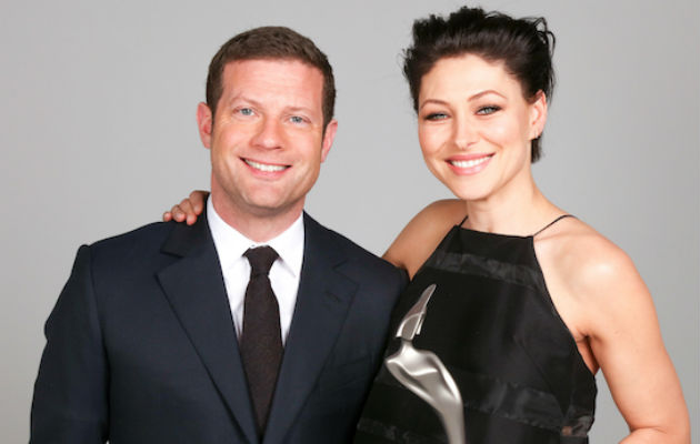Emma Willis and Dermot O'Leary to host Brit Awards