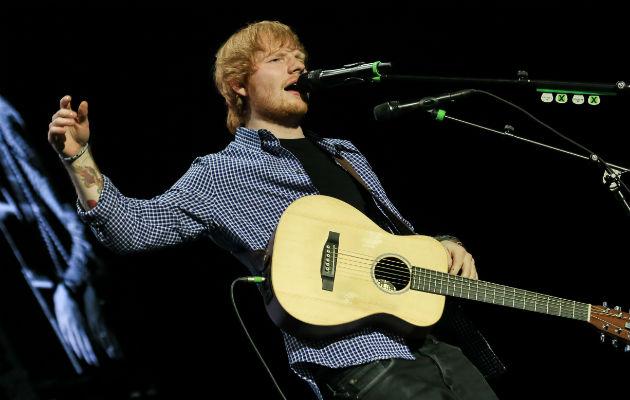 Ed Sheeran announces UK and Ireland tour