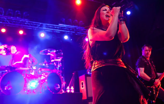 Evanescence announce UK show