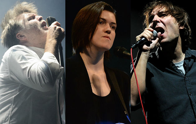 LCD Soundsystem, The xx and Phoenix will all play Shaky Knees Festival