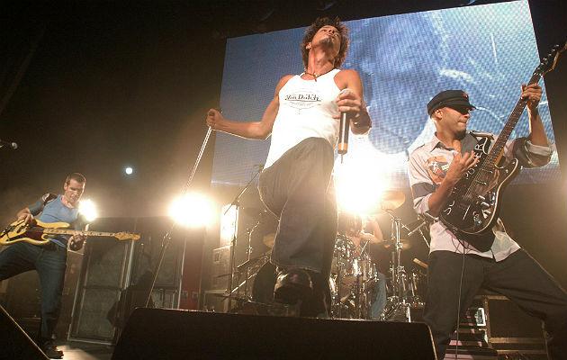 Audioslave reunite in protest to Donald Trump