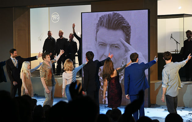 The cast of 'Lazarus' look back on David Bowie's final work and legacy | NME