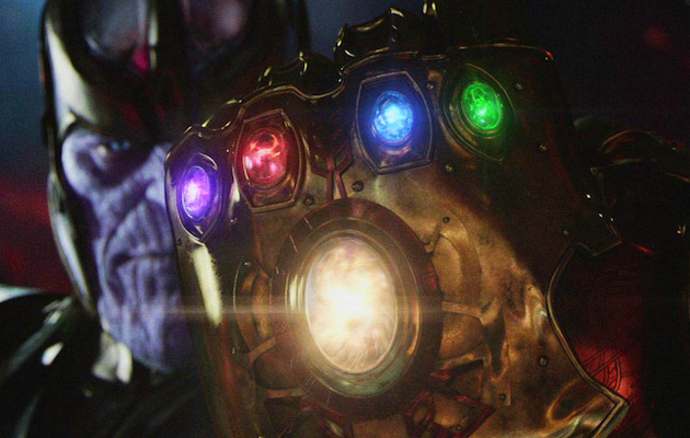 The Infinity Gauntlet, Thanos' key weapon in Avengers: Infinity War
