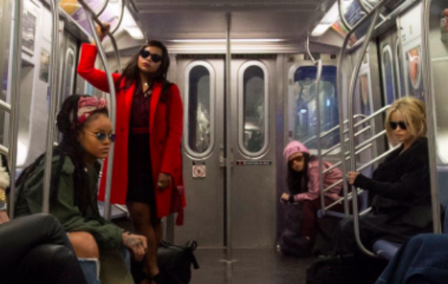 Rihanna shares first 'Ocean's 8' picture