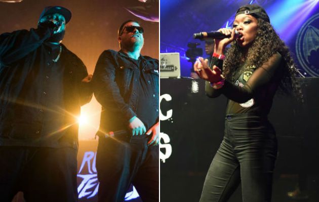 Run The Jewels, Lady Leshurr join Field Day 2017
