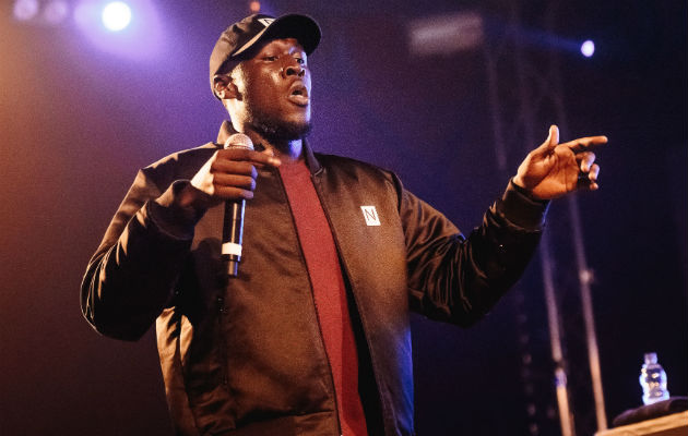 Stormzy appears to be teasing new music