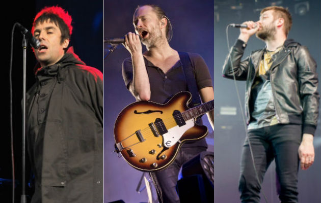 Liam Gallagher, Radiohead, Kasabian linked to new festival