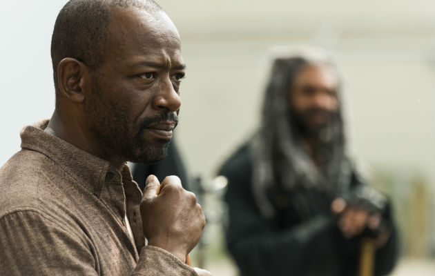 Morgan - Walking Dead season seven