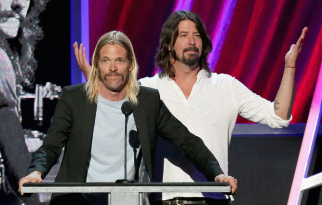 Taylor Hawkins reveals the Foo Fighters song he hates