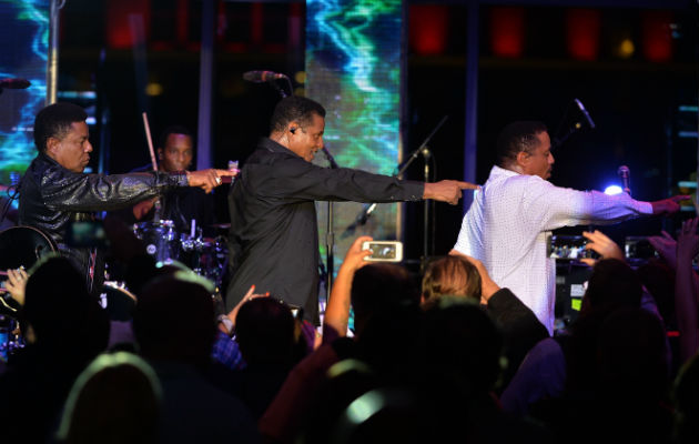The Jacksons announce 50th anniversary UK concert
