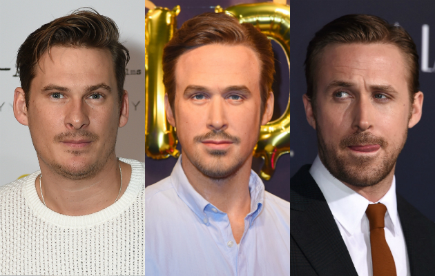 Is it Lee Ryan or Ryan Gosling? The waxwork model by Madame Tussauds is hauntingly off the mark