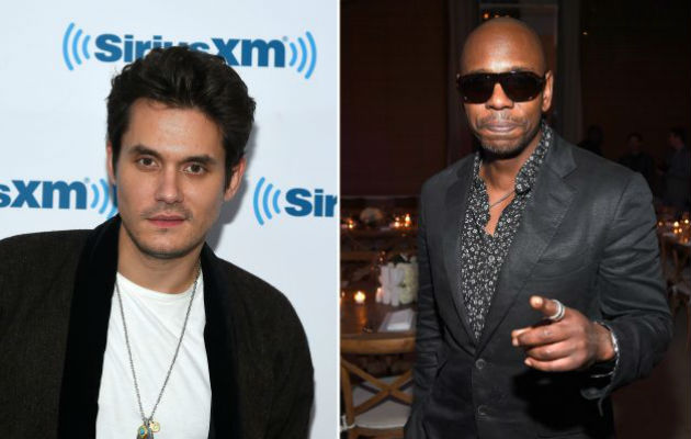 Watch Dave Chappelle and John Mayer cover Nirvana's 'Come As You Are' | NME