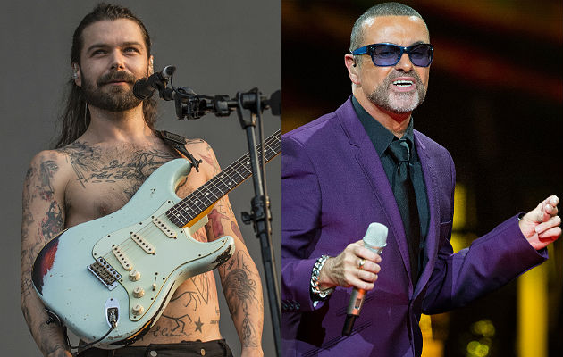 Biffy Clyro tried to collaborate with George Michael