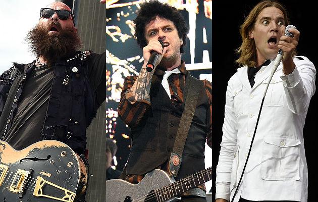 Rancid, Green Day and The Hives