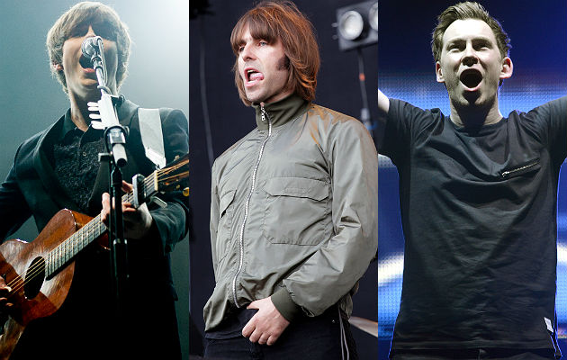 Jake Bugg, Liam Gallagher and Hardwell will play Exit Festival