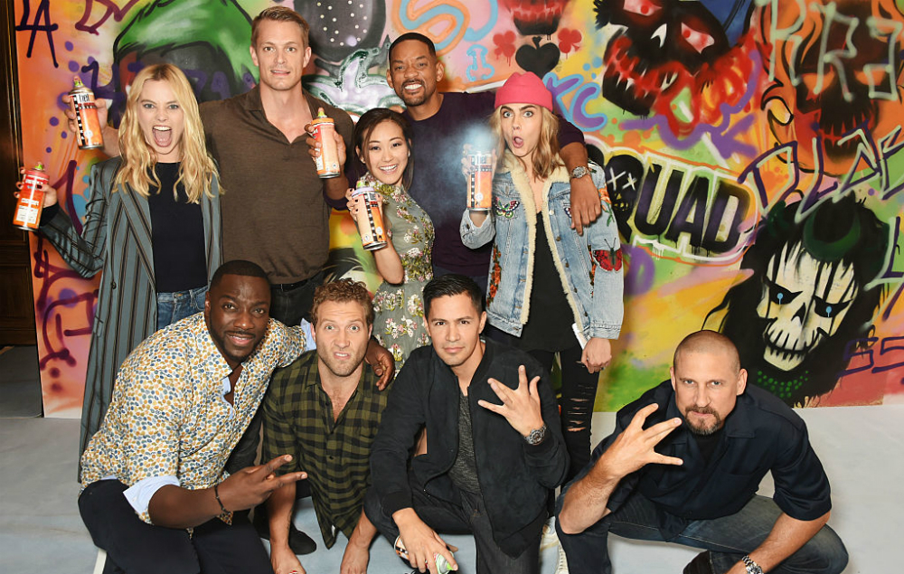 Mel Gibson Suicide Squad