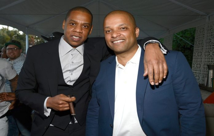 Jay Z and Jay Brown