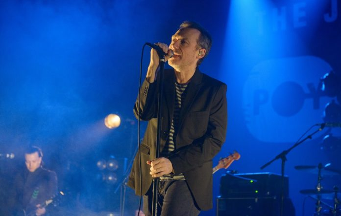 The Jesus And Mary Chain performing