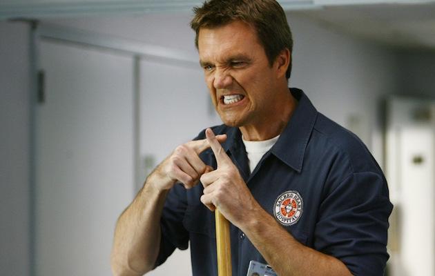 Scrubs' Janitor