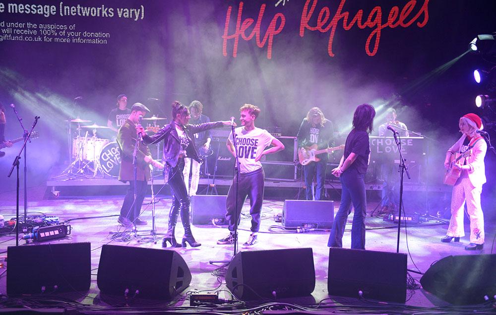 Bands 4 Refugees NME Awards 2017