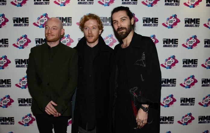 Biffy Clyro NME Awards 2017