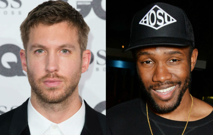 Calvin Harris, Frank Ocean and Migos team up for 'Slide'