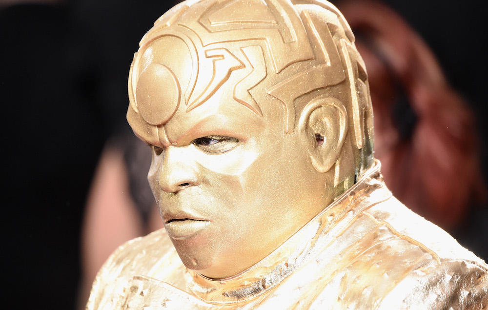 Cee Lo Green Denies It Was Him In That Bizarre Gold Grammys Outfit Nme