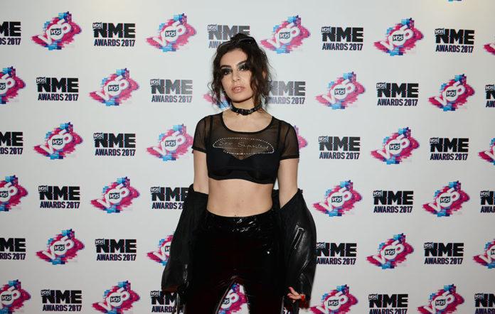 Charli XCX NME Awards 2017
