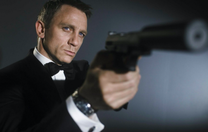Daniel Craig is now the second longest-serving Bond ever