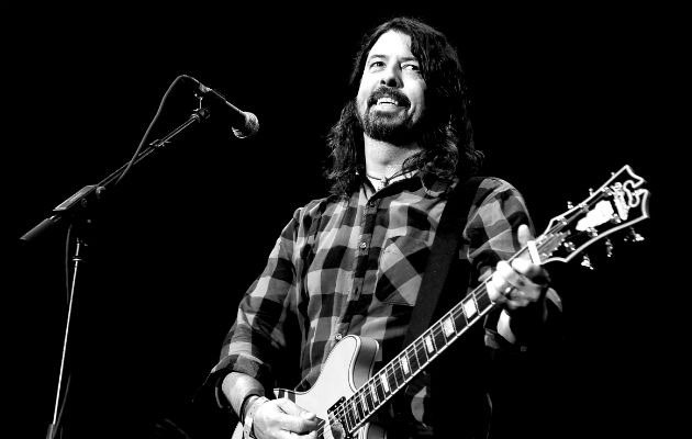 Dave Grohl's Grammy performance was announced 'prematurely'