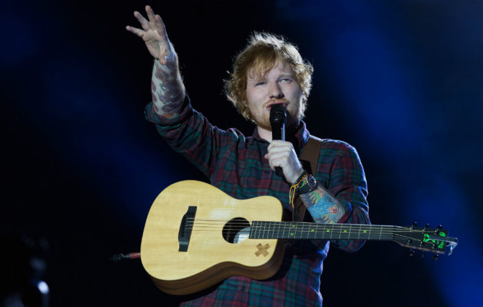 Ed Sheeran shares new song 'How Would You Feel (Paean)