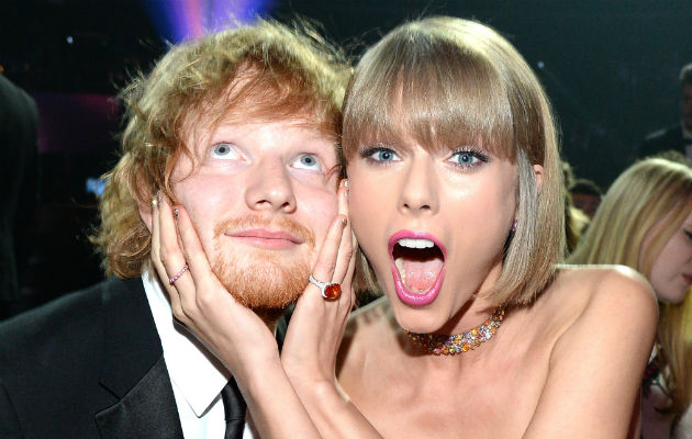 Ed Sheeran reveals how Taylor Swift stopped their song leaking