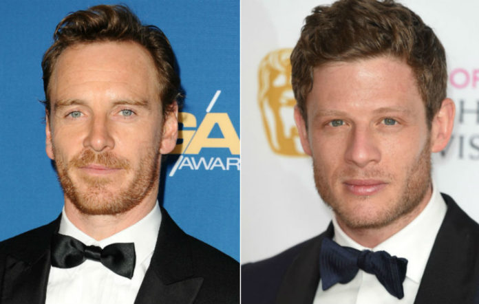 Michael Fassbender and James Norton emerge as new Bond favourites