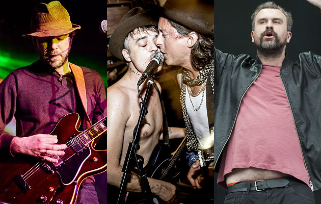 The Coral, The Libertines, Reverend & The Makers
