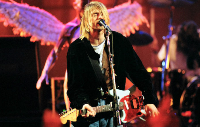 Kurt Cobain S Guitar Goes On Sale In Ebay Charity Auction Nme
