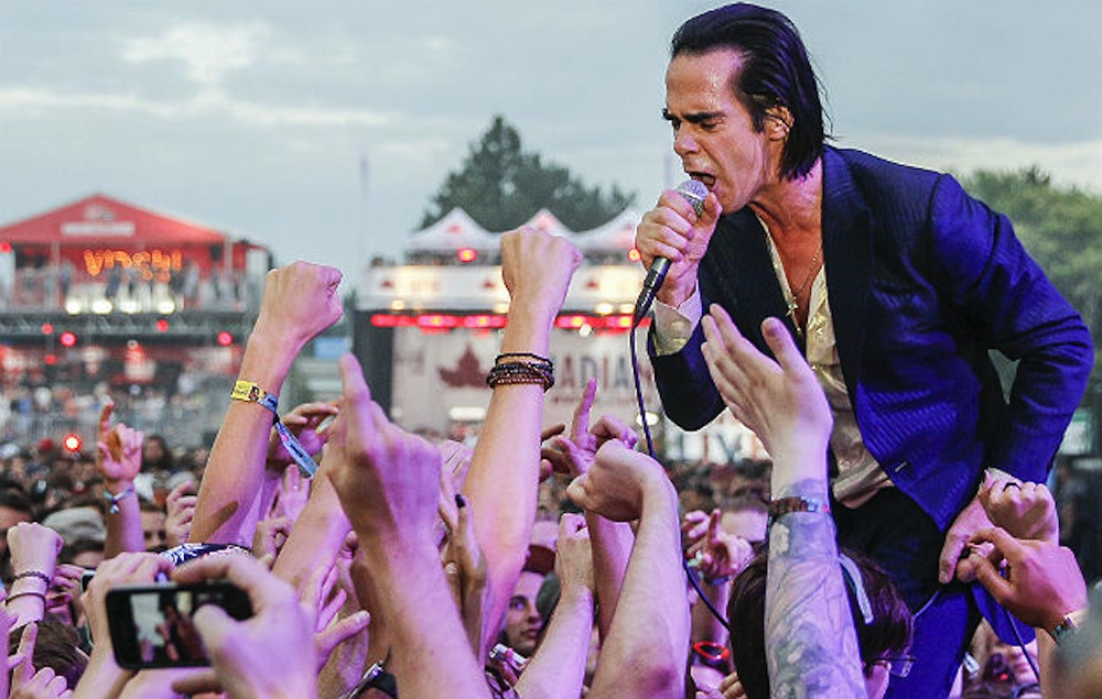 Tickets for Nick Cave