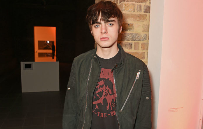 Liam Gallagher's son Lennon