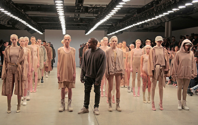 Kanye West Accused Of Bad Behaviour Over New York Fashion Week Show Nme