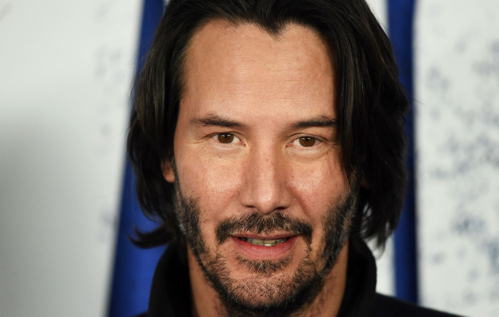 Keanu Reeves discusses The Matrix 4