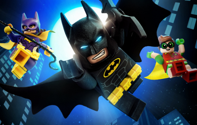 Lego Batman Movie aims giant batarang at London's South Bank