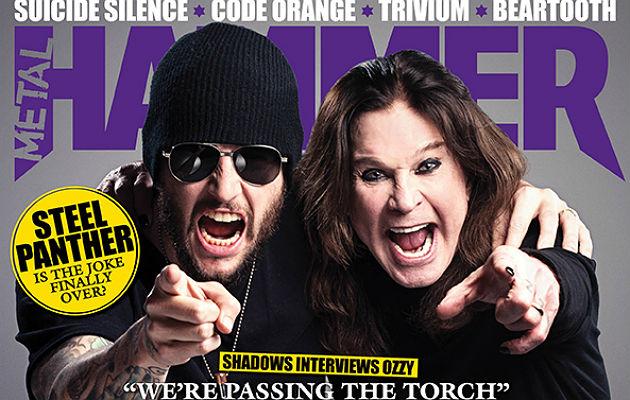 Metal Hammer returns