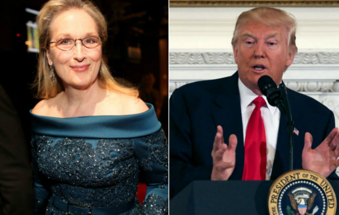 Meryl Streep has reportedly been invited to Congress 'to troll Donald Trump'