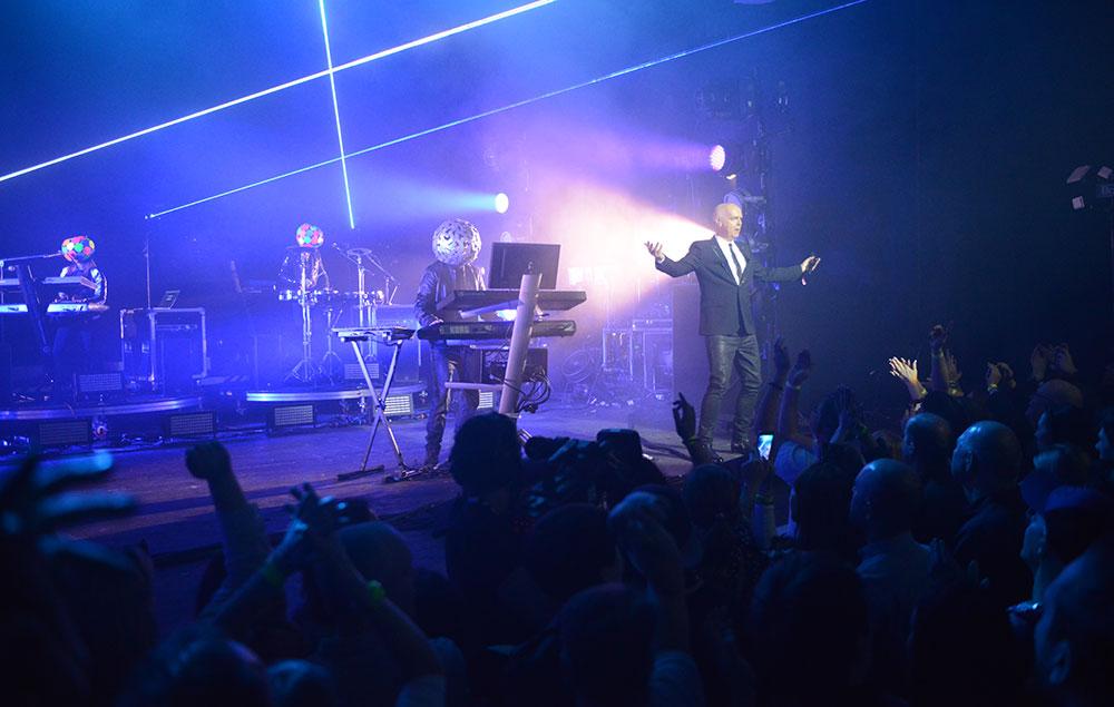 Pet Shop Boys NME Awards 2017