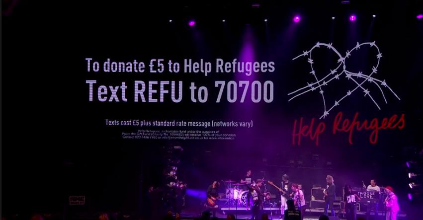 Bands 4 Refugees