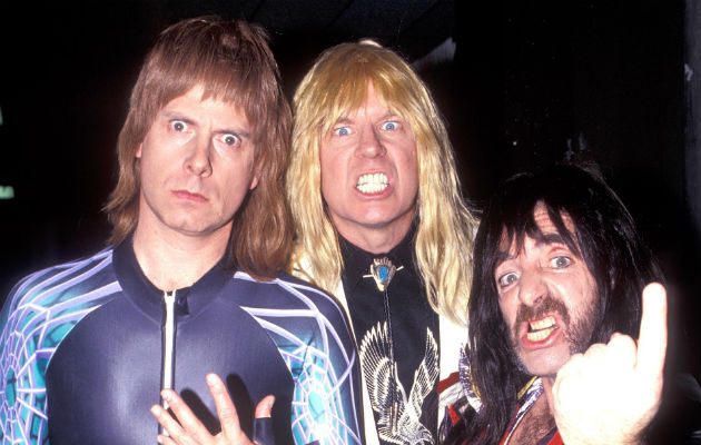'Spinal Tap' creators team up for lawsuit