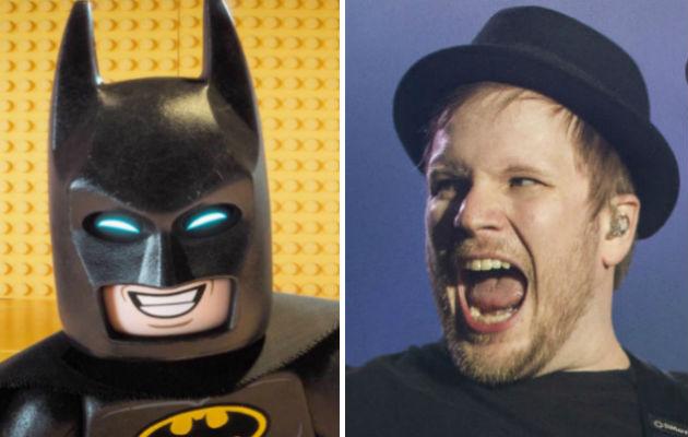 Patrick Stump contributes to 'The Lego Batman Movie'