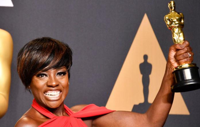 Viola Davis makes history with her Oscar win